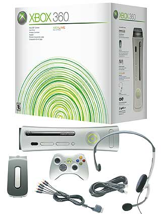 XBox 360 Pack